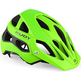Rudy Project Protera Fietshelm groen/zwart